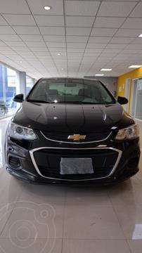 Chevrolet Sonic LT usado (2017) color Negro precio $169,900