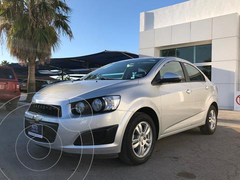 Chevrolet Sonic LT Aut usado (2016) color Plata Dorado precio $150,000