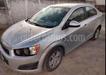 Chevrolet Sonic LT Aut usado (2013) color Plata Brillante precio $115,000