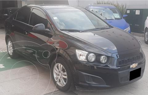 Chevrolet Sonic LT usado (2016) color Negro precio $153,000