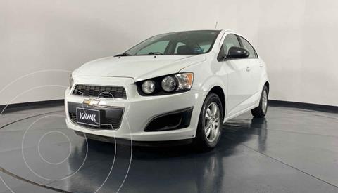 Chevrolet Sonic LT Aut usado (2014) color Blanco precio $129,999