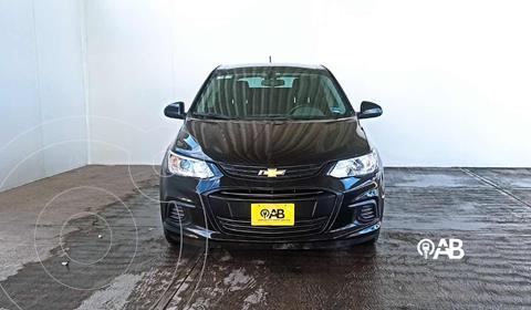 Chevrolet Sonic LT HB usado (2017) color Negro precio $160,000