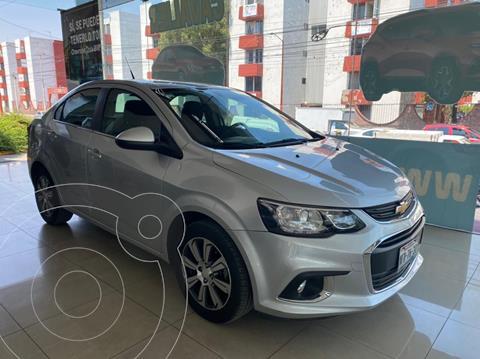 Chevrolet Sonic Premier Aut usado (2017) color Plata Dorado precio $195,000