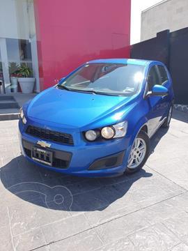 Chevrolet Sonic LT HB Aut usado (2016) color Azul precio $145,000