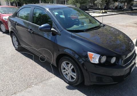 Chevrolet Sonic LT usado (2015) color Negro precio $112,000