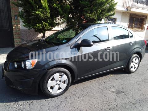 Chevrolet Sonic LS usado (2015) color Gris precio $99,800