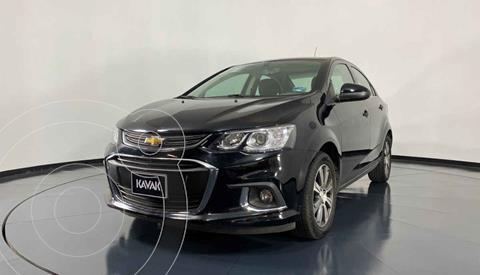Chevrolet Sonic Premier Aut usado (2017) color Negro precio $194,999
