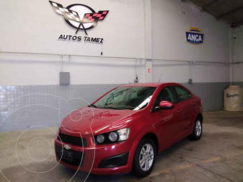 Chevrolet Sonic LT usado (2016) color Rojo precio $116,900