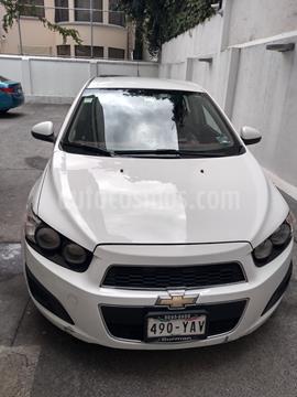 Chevrolet Sonic LT usado (2012) color Blanco precio $85,000