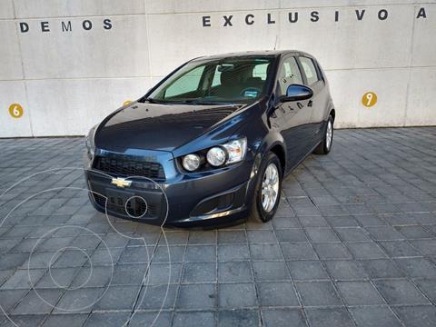 Chevrolet Sonic LT HB Aut usado (2016) color Azul Marino precio $149,900