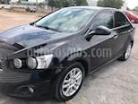 Chevrolet Sonic LTZ Aut usado (2016) color Negro precio $153,000