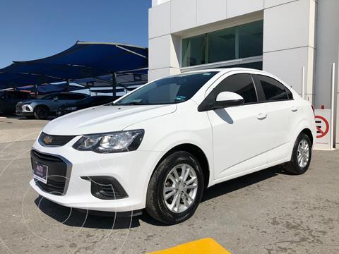 Chevrolet Sonic LT usado (2017) color Blanco precio $175,000