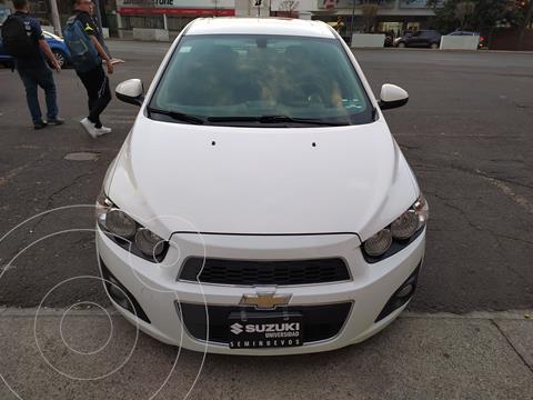 Chevrolet Sonic LTZ Aut usado (2016) color Blanco precio $159,000