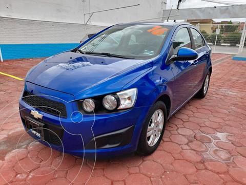 Chevrolet Sonic LS usado (2016) color Azul precio $160,000