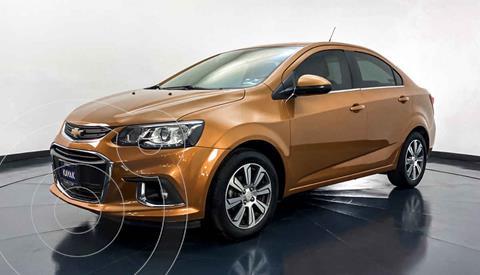 Chevrolet Sonic Premier Aut usado (2017) color Naranja precio $199,999