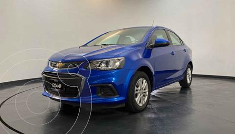 Chevrolet Sonic LT Aut usado (2017) color Azul precio $169,999