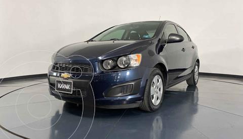 Chevrolet Sonic LS usado (2015) color Azul precio $129,999