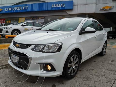 Chevrolet Sonic Premier Aut usado (2017) color Blanco precio $178,000