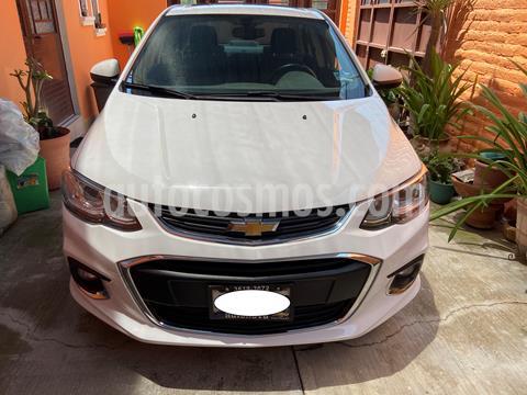 Chevrolet Sonic Premier Aut usado (2017) color Blanco precio $180,000