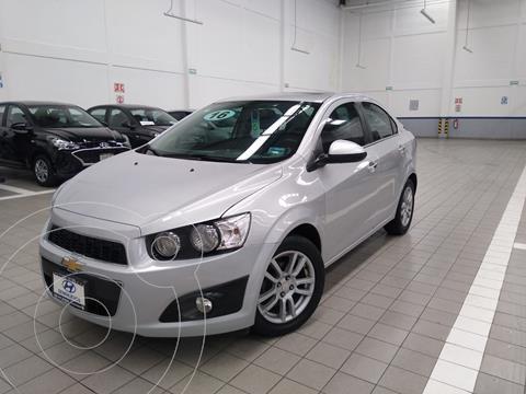 foto Chevrolet Sonic LTZ Aut usado (2016) color Plata Dorado precio $175,000