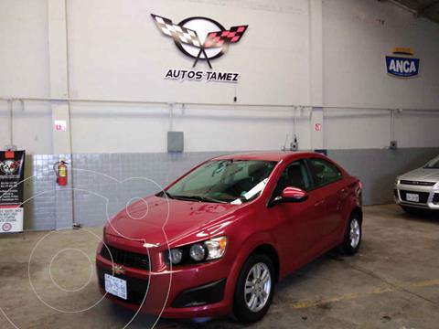 Chevrolet Sonic LT Aut usado (2015) color Rojo precio $127,900