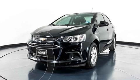 Chevrolet Sonic LT HB Aut usado (2017) color Negro precio $179,999