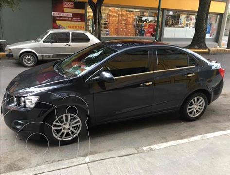 Chevrolet Sonic LTZ Aut usado (2016) color Azul precio $148,000