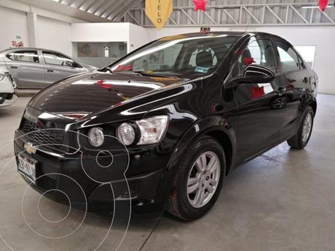 Chevrolet Sonic LT usado (2016) color Negro precio $139,000