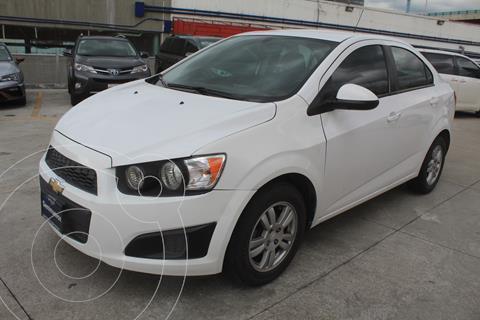 Chevrolet Sonic LT usado (2015) color Blanco precio $139,000
