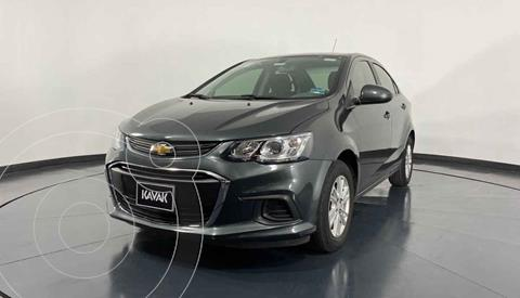 Chevrolet Sonic LT HB Aut usado (2017) color Gris precio $172,999