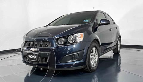 Chevrolet Sonic LT usado (2015) color Azul precio $124,999