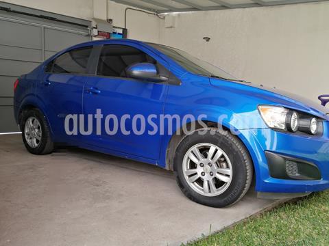 Chevrolet Sonic LT usado (2012) color Azul Electrico precio $112,500