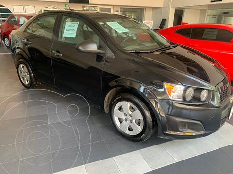 Chevrolet Sonic LS usado (2014) color Negro precio $108,000