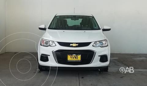 Chevrolet Sonic LT HB Aut usado (2017) color Blanco precio $195,000