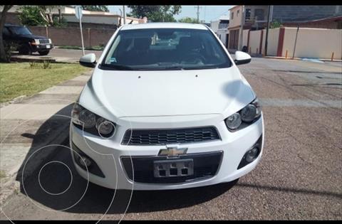 Chevrolet Sonic LTZ Aut usado (2016) color Blanco precio $195,000