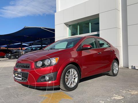 Chevrolet Sonic LTZ Aut usado (2015) color Plata Dorado precio $195,000