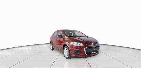Chevrolet Sonic LT Aut usado (2017) color Rojo precio $189,000
