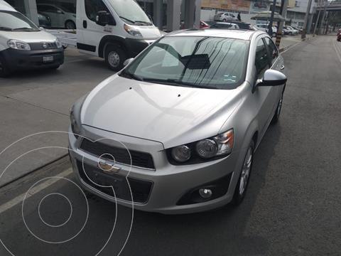 Chevrolet Sonic LTZ Aut usado (2015) color Plata Dorado precio $129,000