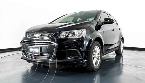 Chevrolet Sonic LT Aut usado (2017) color Negro precio $159,999