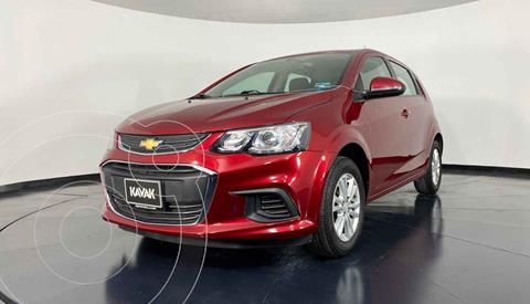 Chevrolet Sonic LT usado (2017) color Rojo precio $187,999