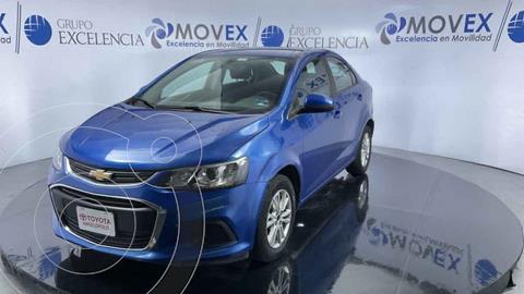 foto Chevrolet Sonic LT HB usado (2017) color Azul precio $198,000