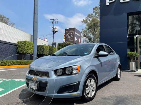 Chevrolet Sonic LT usado (2013) color Azul precio $123,900