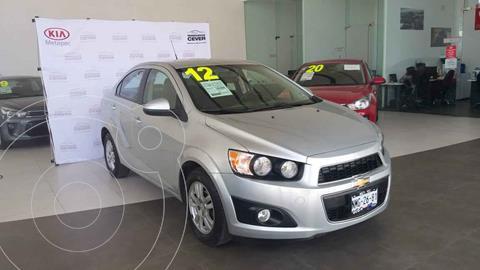 Chevrolet Sonic LT Aut usado (2012) color Plata precio $140,000