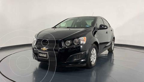 Chevrolet Sonic LT usado (2015) color Negro precio $127,999