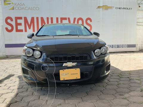 Chevrolet Sonic LS usado (2016) color Negro precio $140,000