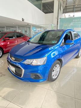 Chevrolet Sonic LT usado (2017) color Azul precio $186,900