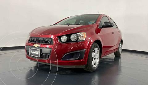 Chevrolet Sonic LS usado (2014) color Rojo precio $119,999