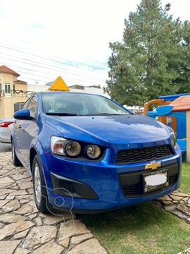 Chevrolet Sonic LT Aut usado (2016) color Azul precio $140,000