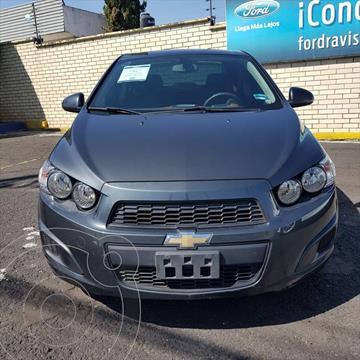 Chevrolet Sonic LT usado (2016) color Negro precio $150,000