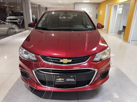 Chevrolet Sonic LT Aut usado (2017) color Rojo precio $169,500